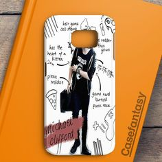 Michael Clifford 5 Second Samsung Galaxy S6 Edge Case | casefantasy