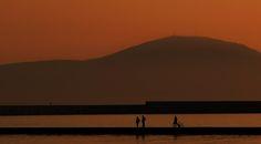 Mole Strip VII - As the sun goes down by Kyriakos Kontozoglou on 500px