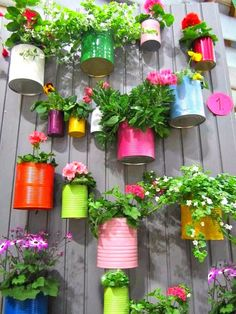 @MarkMontano Turning me on today......This tin can wall!