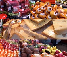 The Naschmarkt in Vienna was hopping with people picking up the most delicious-looking food. It was a Saturday when I was there.  http://solotravelerblog.com/solo-day-tour/#