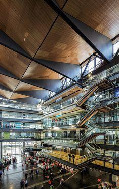 MIT Manukau & Transport Interchange / Warren and Mahoney Architects. Image © Patrick Reynolds
