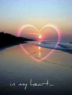 La luz en mi corazón | The light in my heart - #atardecer #sunset