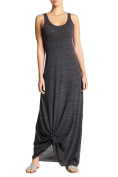 Image of Alternative Scoop Neck Tank Maxi Dress Casual Dresses For Women, Nice Dresses, Formal Outfits, Summer Outfits, Pretty Outfits, Beautiful Outfits, Pretty Clothes, Outfits Dress, Best Dressed Award