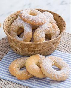 Italian Cookie Recipes, Italian Cookies, Yummy World, Cake Recipes, Dessert Recipes, Biscotti Cookies, Biscuit Recipe, Sweet Desserts, Food Hacks
