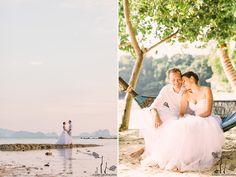 Thailand Honeymoon Session // A Preview