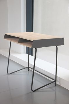 Desk 0112 van Marcin Bahrij