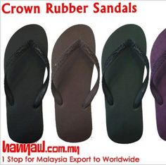 Visit- http://www.hanyaw.com.my/Products/Crown_Rubber_Sandals_CH-719.html