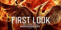 Mockingjay First Look - Flaming HOT new Mockingjay Part 1 Poster and Images!