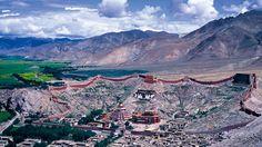 photos of Tibet | Bilder der Tibet-Bahn nach Lhasa