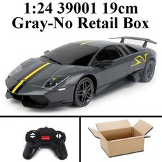 Rastar 1:24 4CH RC Cars Collection Radio Controlled Cars Machines On The Remote Control Toys