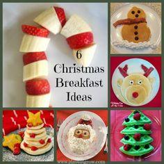 6 Fun Christmas Breakfast Ideas