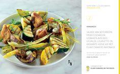 11 beste afbeeldingen van elixir danvers zomergerechten door chef