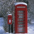 You have to love the London Phones and post boxes!