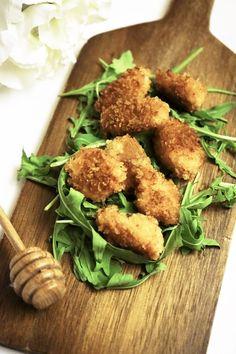 Healthy Coconut Chicken Nuggets