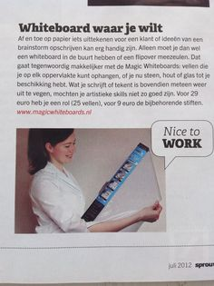 Publication in Sprout Magazine