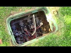 How to blow out (winterize) your sprinkler system - YouTube