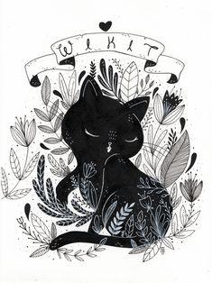 Cat Triptic by Siamés Escalante on Behance