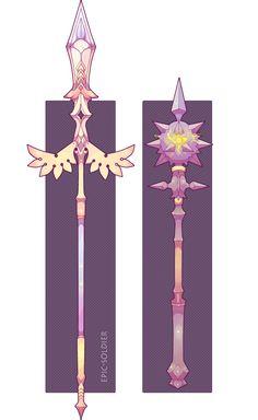 Weapon commission 20 by Epic-Soldier.deviantart.com on @DeviantArt