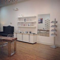 2b4acef39c1 Beautiful new eyecare and optical space at WINK Optique  winkoptique 👓  Eyewear