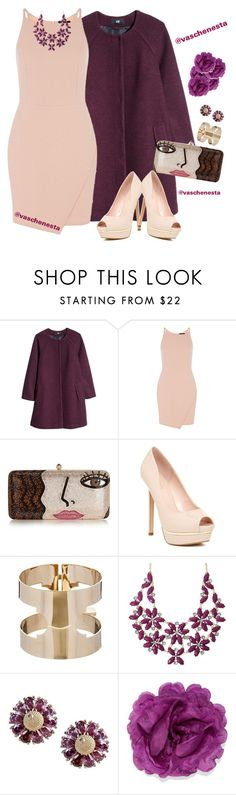 """""""Untitled #689"""" by loo0oove-16 ❤ liked on Polyvore featuring H&M, Sylvia Toledano, ALDO, Maison Margiela, Roberto Demeglio and Gucci"""