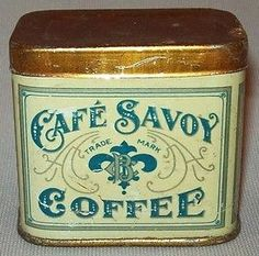 Cafe Savoy Coffee