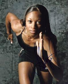 Allyson Felix--my olympic hero :)