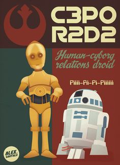 The Droids you're looking for.