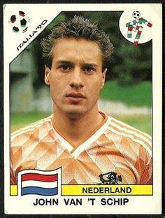 John Van't Schip - Netherlands
