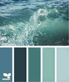 vert celadon pantone | Bellart Atelier: Combinações de cores.