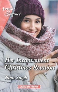 Her Inconvenient Christmas Reunion By Nina Singh Grand Finale #Giveaway #ICRPrism #ninasingh #HarlequinRomance #sweetromance #books #amreading #contemporaryromance Harlequin Romance, Old Flame, People Fall In Love, Christmas Settings, Couples In Love, Parisian, The Past, Ebooks, Giveaway