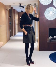 Womens fashion for work offices over 40 17 ideas Office Fashion, Business Fashion, Work Fashion, Fashion Looks, Style Fashion, Fall Outfits, Casual Outfits, Fashion Outfits, Fashion Trends