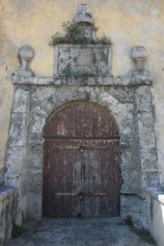 Pórtico do Forte da Consolação - leiria - portugal