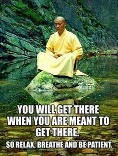 You will get there