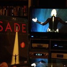 Sempre grandi emozioni con Sade! Your love is king