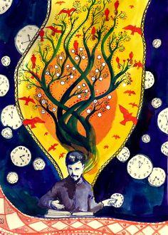 Poems, Painting, Art, Art Background, Poetry, Painting Art, Kunst, Verses, Paintings