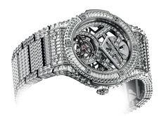 reloj mas caro del mundo Balenciaga Shoes, Couture Fashion, Bracelet Watch, Glamour, Bracelets, Accessories, Image, World, Faces