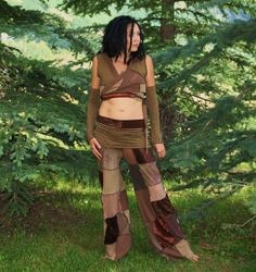 Hippie Pants Made for You  Gypsy Pants by IntergalacticApparel, $144.00