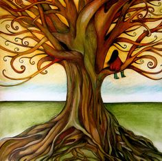 """the tree, art print"" Graphic/Illustration by claudia tremblay posters, art prints, canvas prints, greeting cards or gallery prints. Find more Graphic/Illustration art prints and posters in the ART. Claudia Tremblay, Fine Art Paper, Amazing Art, Art Projects, My Arts, Artsy, Art Prints, Drawings, Illustration"