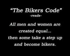 Discover and share Biker Bitch Quotes. Explore our collection of motivational and famous quotes by authors you know and love. Bike Quotes, Cycling Quotes, Motorcycle Quotes, Motorcycle Posters, Biker Chick, Biker Girl, Mtb, Bike Poster, My Ride