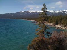 Lake Tahoe, Nev./Calif.: I got in early for for a week in Carson City, Nev., so I decided to drive 30 miles to see Lake Tahoe. Even made it to the California side. (Nevada Appeal - Swift Communications - March 2012)