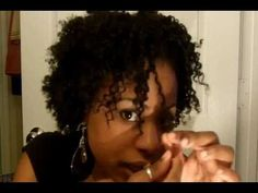 Best flat twist out i've seen. *hint* use pic to lift roots to get rid of parts #volume