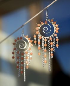 Earrings (IMGP8650) by sabi_krabi, via Flickr
