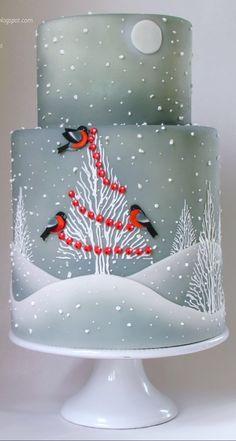 Pre Iced Cakes Asda