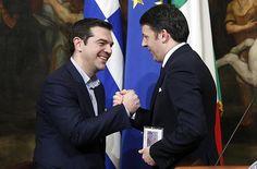 Λύση για το χρέος μέσω... Ιταλίας!:   Μια «καραμπόλα» από την Ιταλία στις διαπραγματεύσεις για την Ελλάδα προκαλεί έντονους πονοκεφάλους…