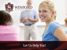WinFord High School – let us help you once again