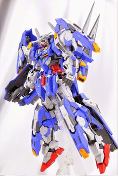 1/100 Gundam Avalanche Exia - Customized Build     Modeled by gundamfactory1989