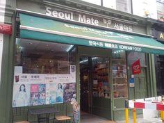 Seoul Mate ve městě London, Greater London