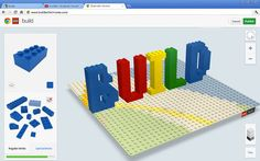 """Build with Chrome"" brings the LEGO-building pastime to the digital realm 