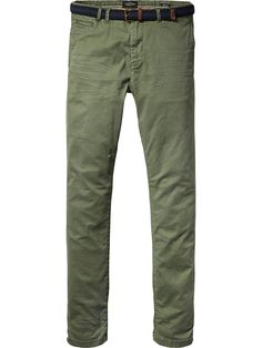 Warren - Classic Chinos | Relaxed Slim Fit