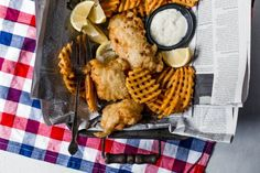 Real English Fish And Chips With Yorkshire Beer Batter Recipe - Genius Kitchen Fish Recipes, Seafood Recipes, Cooking Recipes, Seafood Dishes, Sweet Recipes, Yummy Recipes, English Fish And Chips, Beer Batter Recipe, Cooking For Two